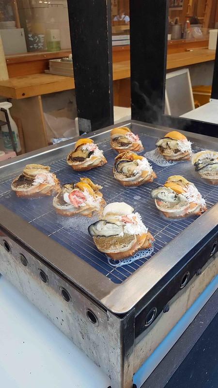Tsujiki Fish Market Nibbles