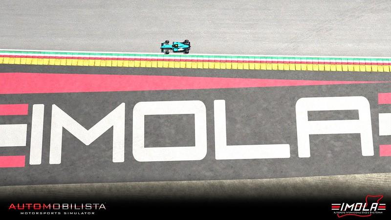 Automobilista content - Imola