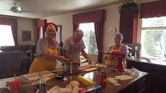 Annual Ravioli Making