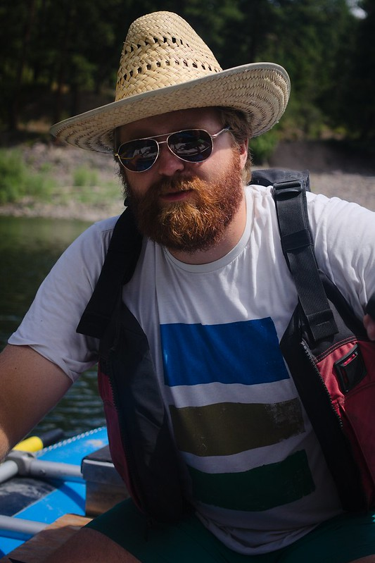 Raft Guide (Spencer), MT