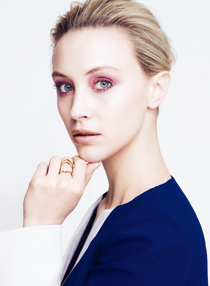 Сара Гадон — Фотосессия для «InStyle» 2015 – 4