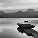 Lake McDonald sunrise by dave_hensley