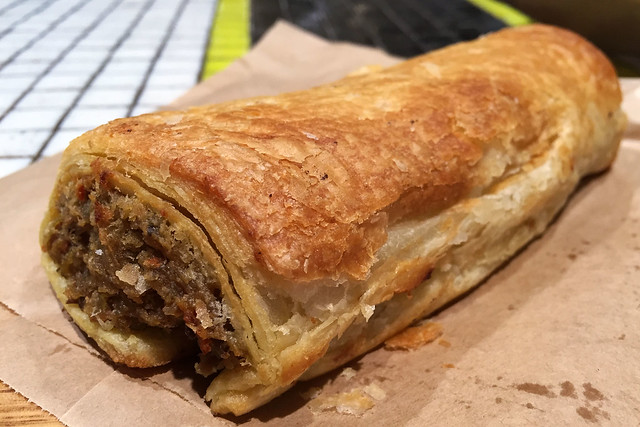Sausage roll, Vina Bakehouse