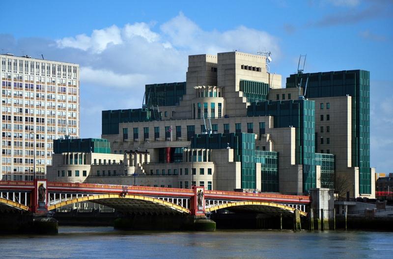 Spectre Londres
