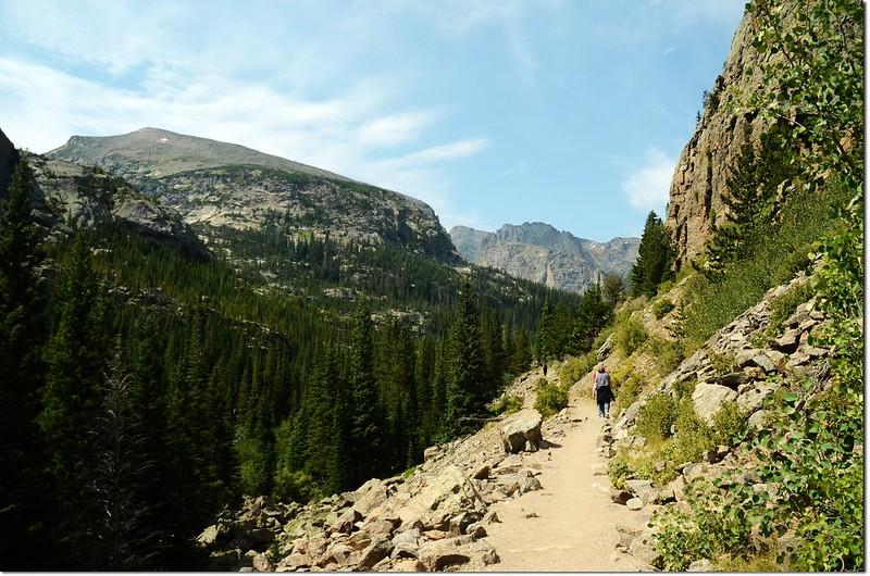 Glacier Gorge Trail 6