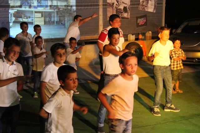Rutigliano- Il musical Grease sbarca al Didonna Sporting Club (2)