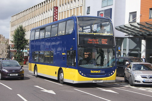 'Old' Norwich Park & Ride last week (c) David Bell