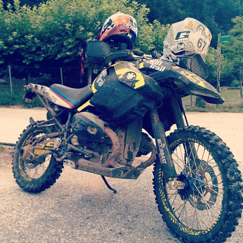 BMW R 1200 GS Adventure HP-R Isaac Feliu