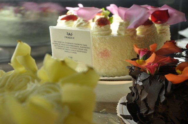 Extraordinary Desserts by Karen Krasne