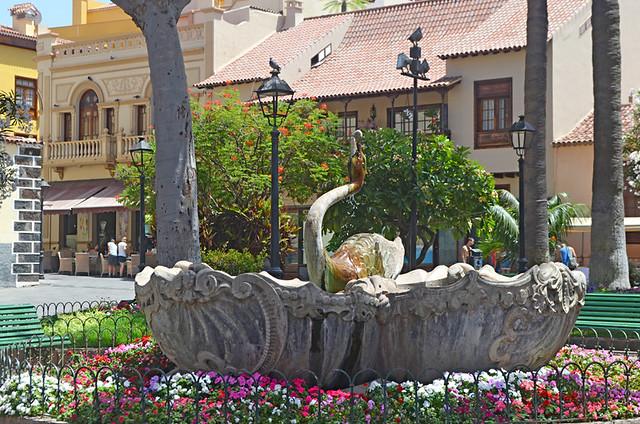 Plaza de la Iglesia, Puerto de la Cruz, Tenerife