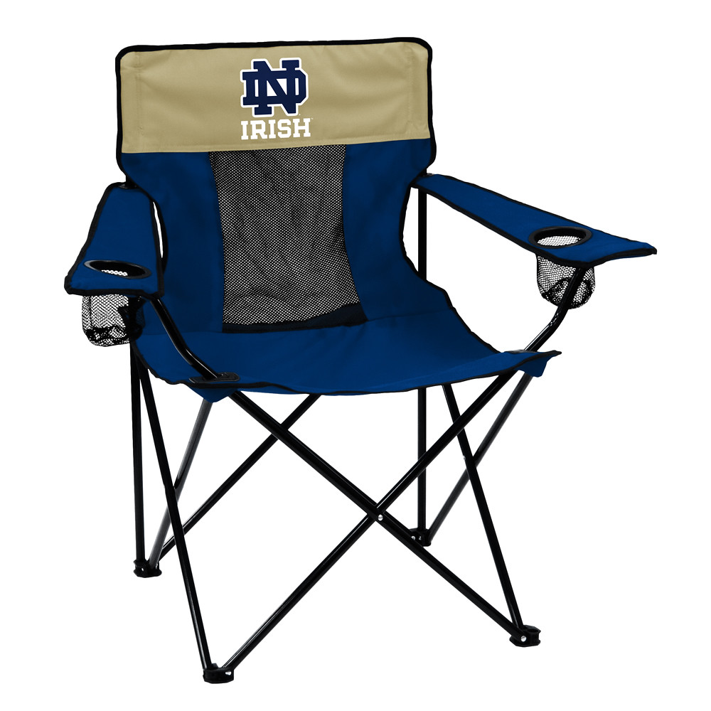 Notre Dame Elite TailGate/Camping Chair