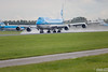 KLM Royal Dutch Airlines l PH-BFK l Boeing 747-400 by Chuks32