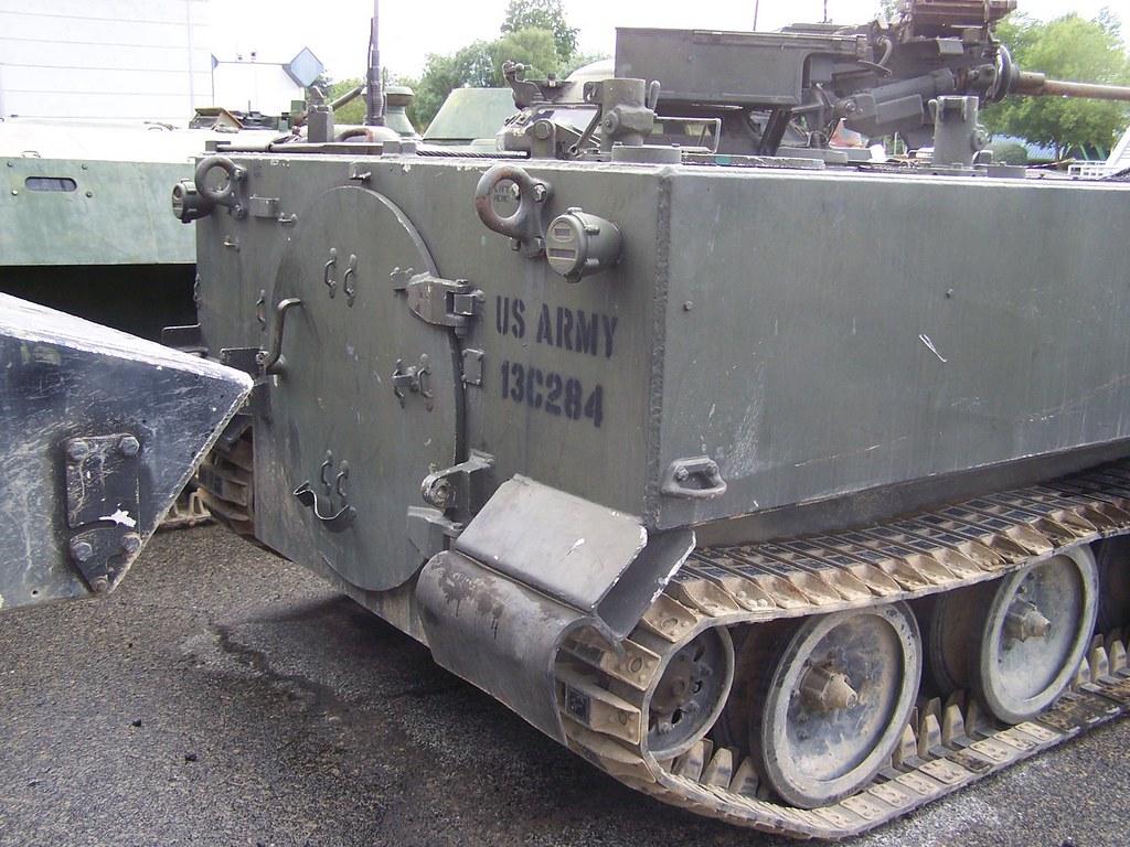 M114装甲戦闘車両-Photographies...
