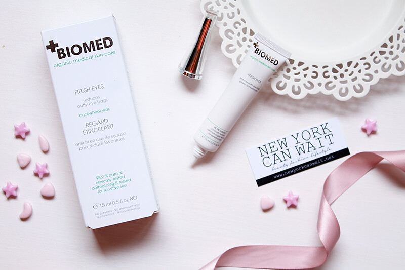 Biomed: Organic Medical Skincare. Fresh Eyes
