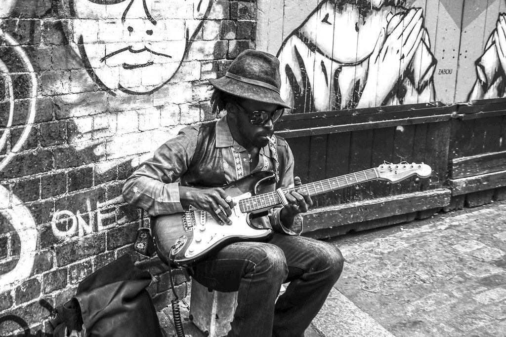 Brick Lane Blues