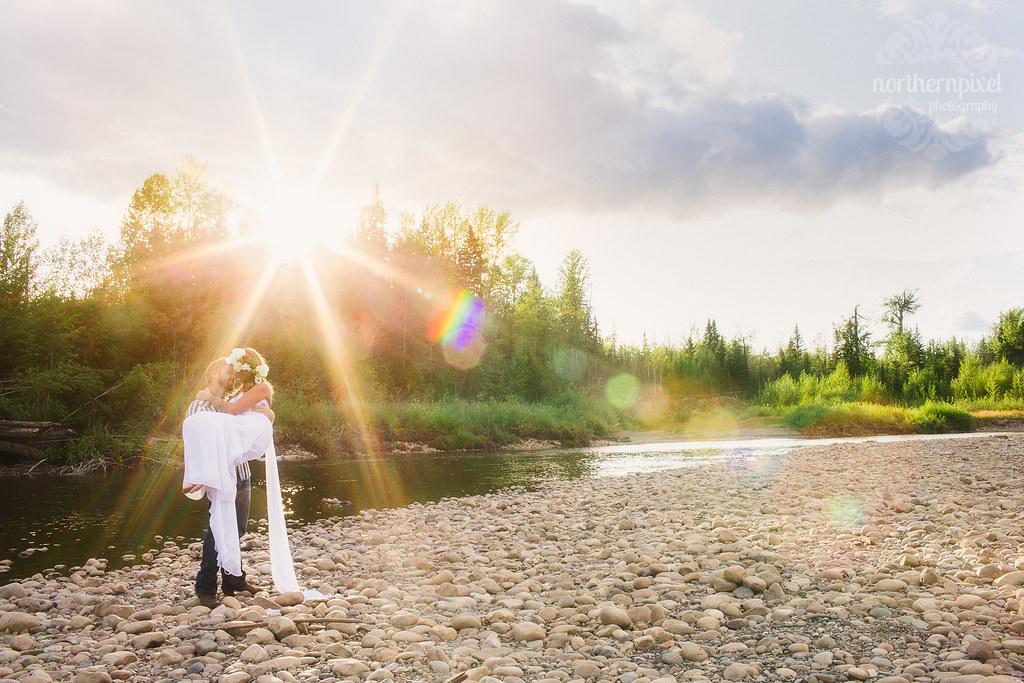 Prince George Wedding Photographer - Storybook Wedding