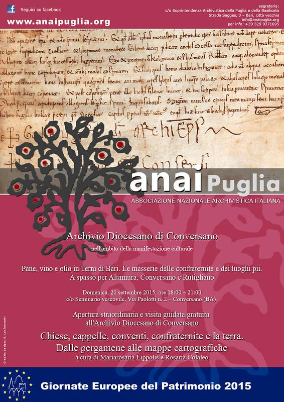 Conversano- Archivio Museo Diocesano