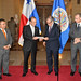 Ambassador of Panama to the OAS Presents Credentials