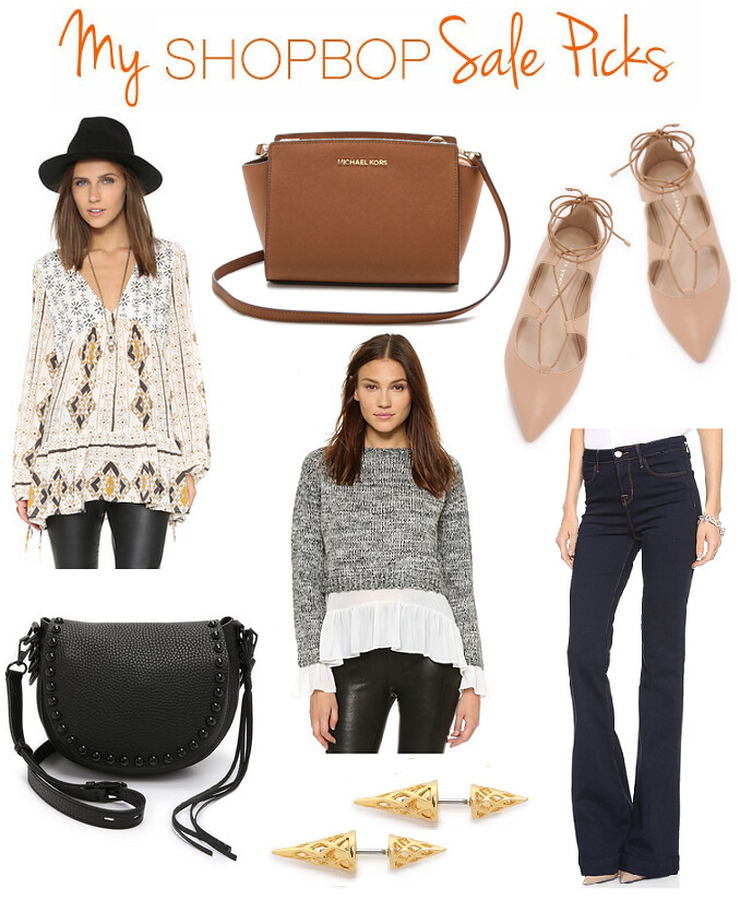 My Shopbop Friends & Family Sale Picks