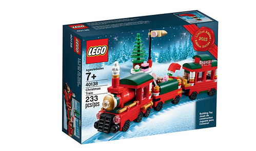 LEGO Seasonal Holiday Christmas Train (40138)