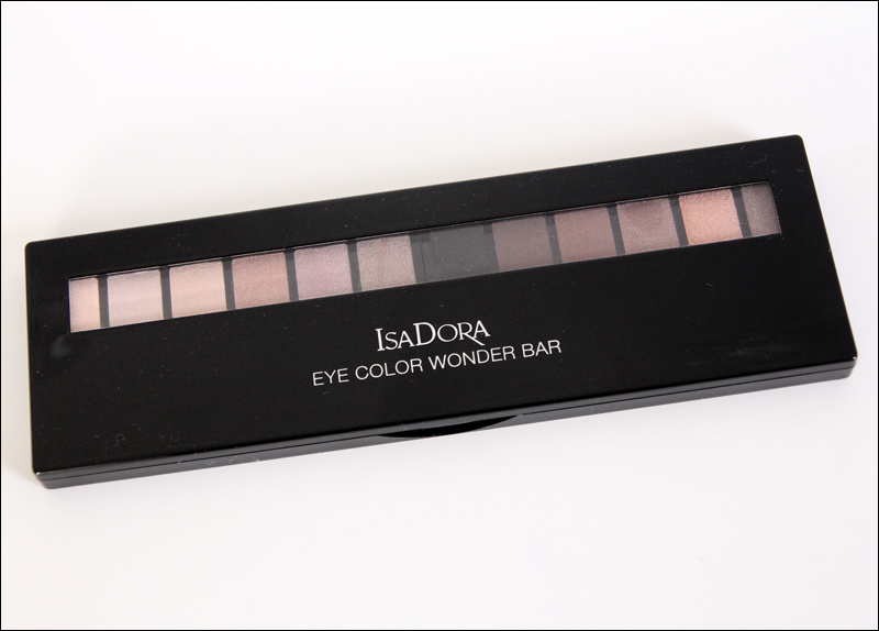 IsaDora Eye color wonder bar