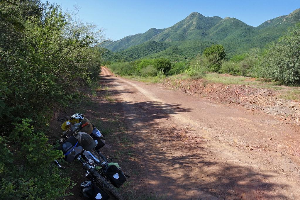 ee9ad214270d3 ... Hot Dirt Road Heading To San Antonio De La Huerta | by  thedays.ofhighadventure