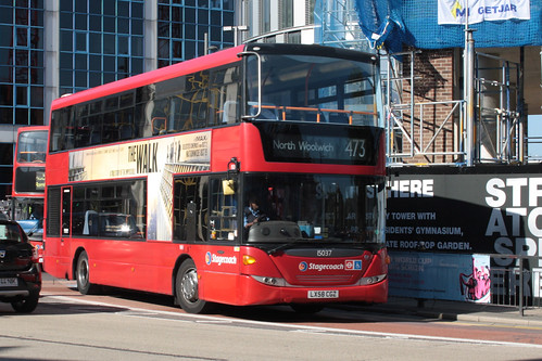 East London 15037 LX58CGZ