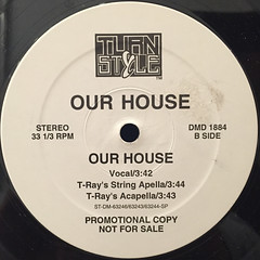 OUR HOUSE:OUR HOUSE(LABEL SIDE-B)