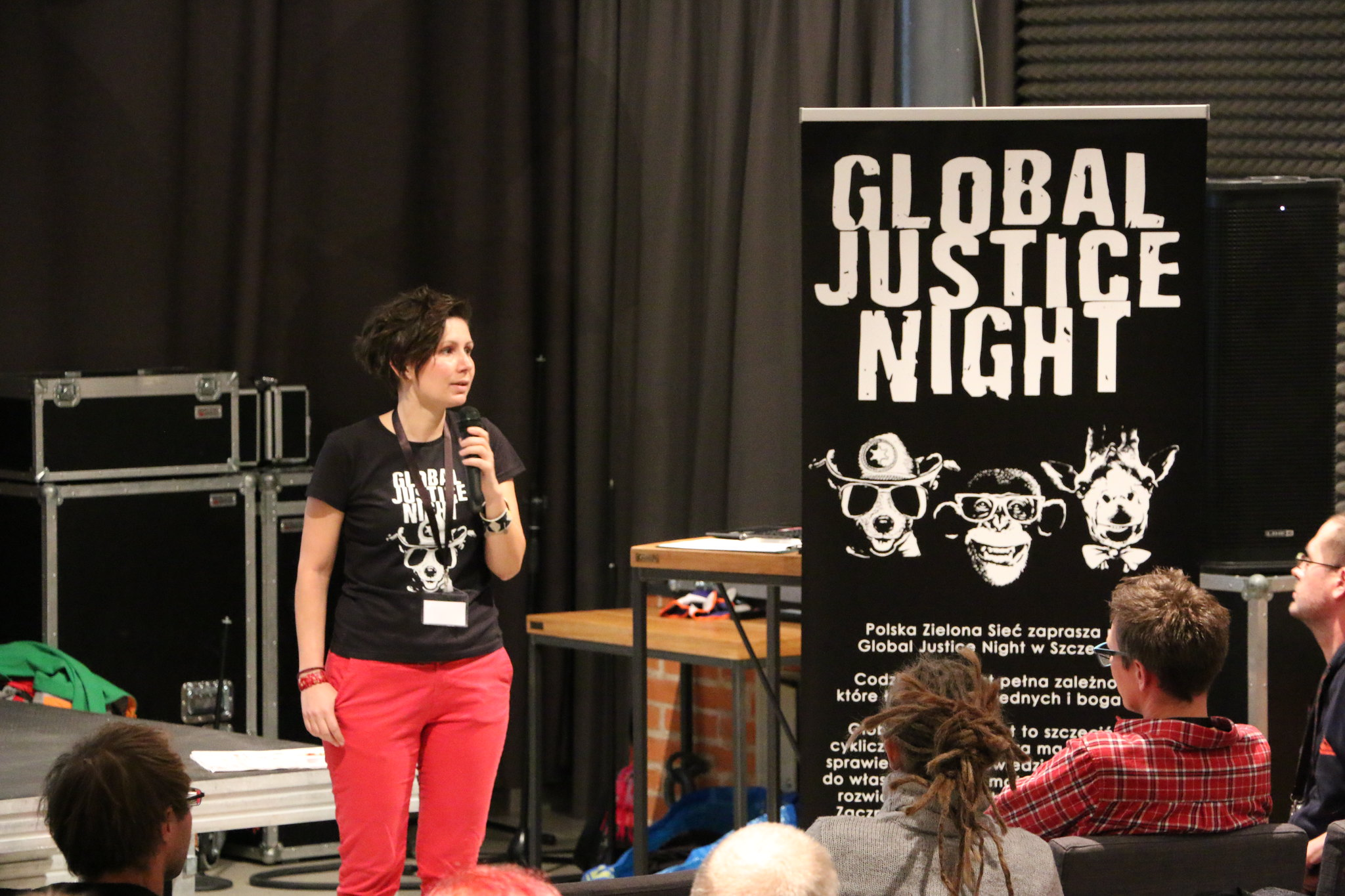 Global Justice Night 2015
