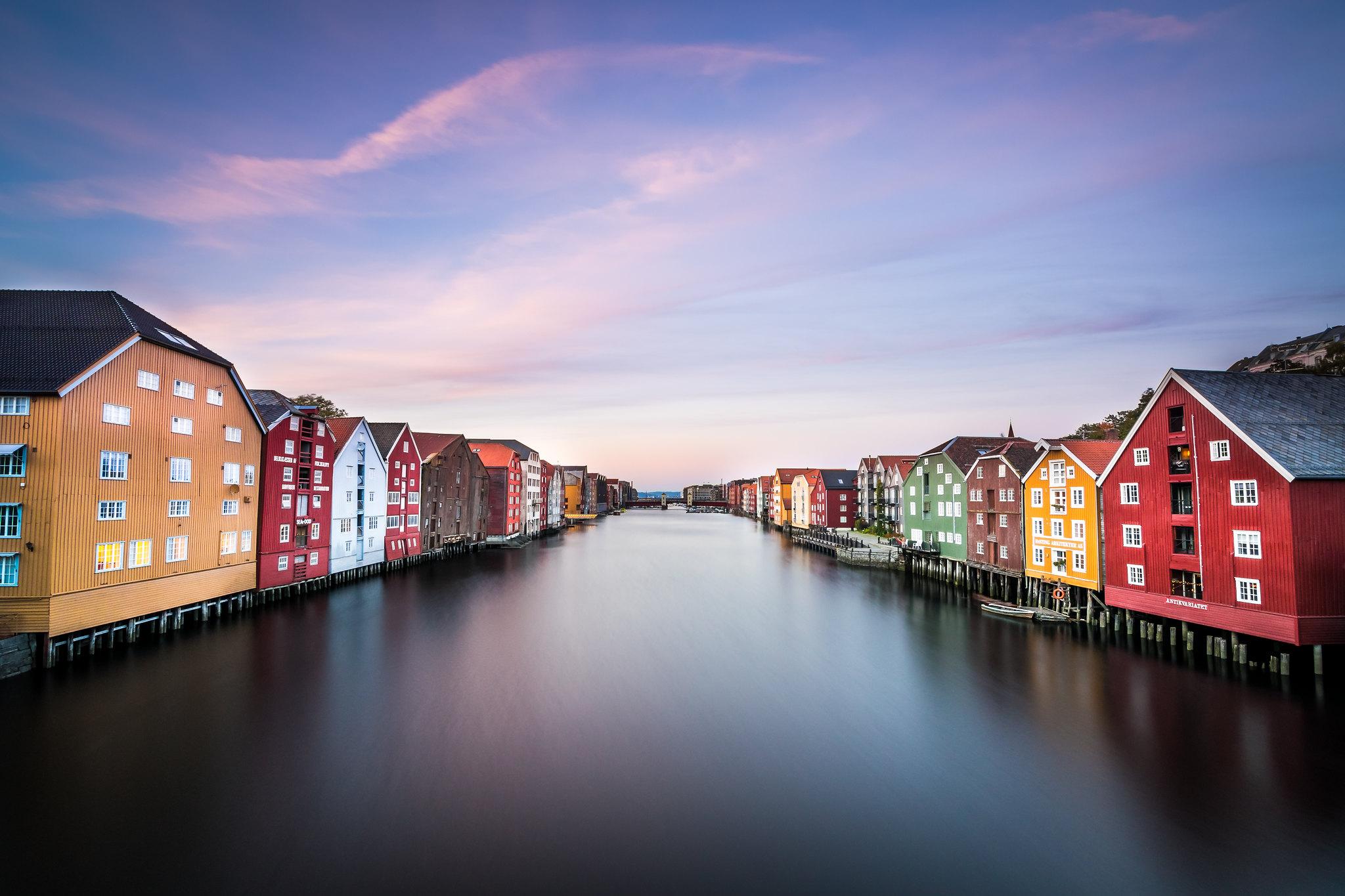 Nidelven, Trondheim