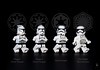Evolution of a Stormtrooper