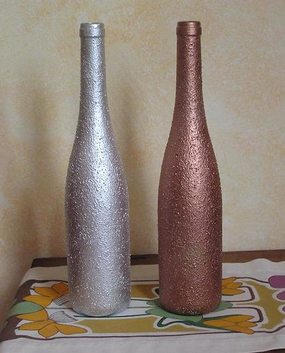 Botellas Decoradas Paso a Paso
