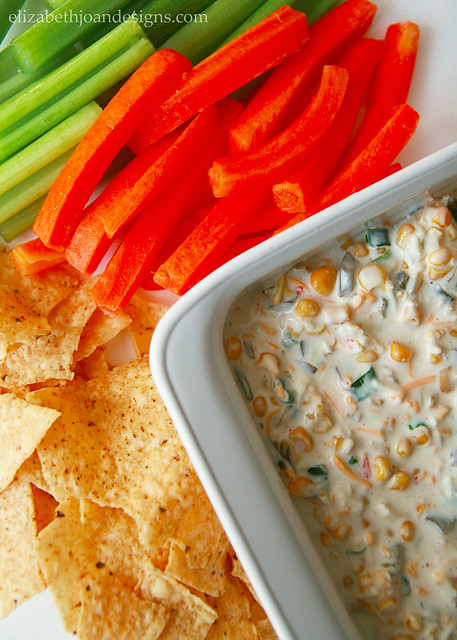 Jalapeno Corn Dip Recipe