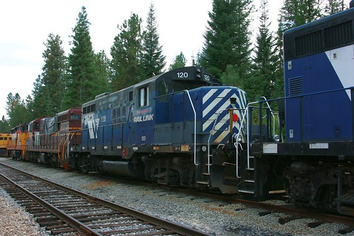 washington locomotive usk emd gp9 montanaraillink pendoreillevalleyauthority