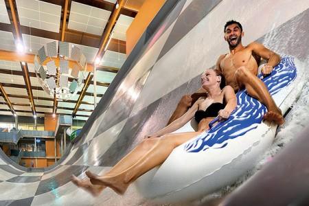 Aqualand Moravia - nejmodernější aquapark vČesku