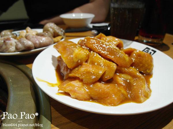 牛角日本燒肉(廣三SOGO店)燒肉吃到飽