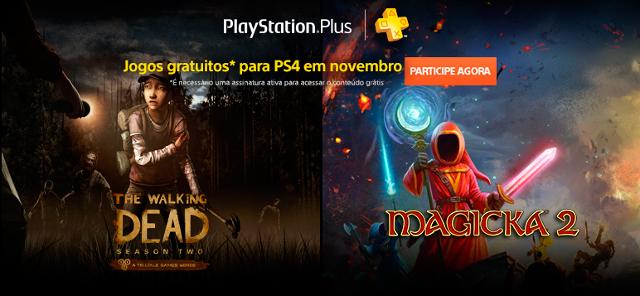 PS Plus: October 2015