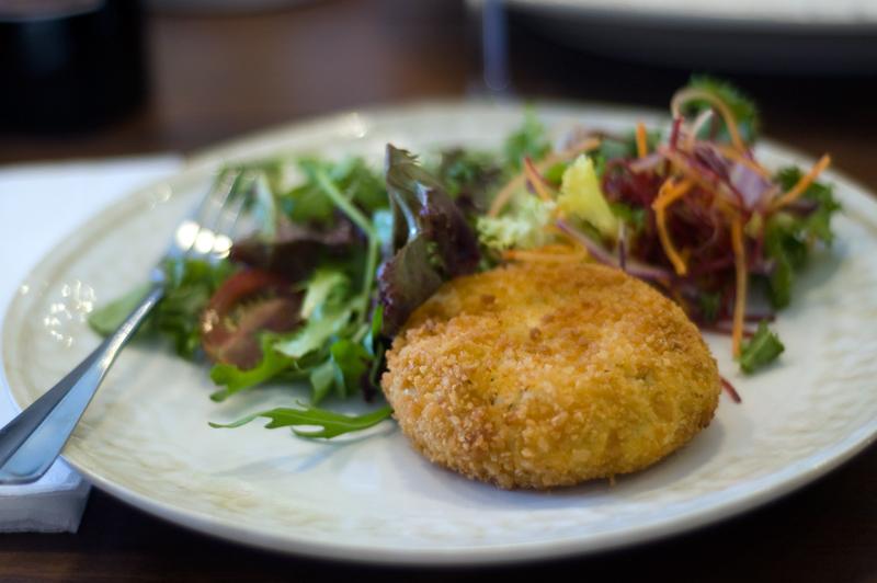 Cooking Memories, Bolinhos de salmão com requeijão