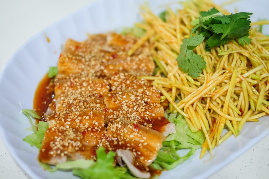 Klang (Jln Meru Lim Kee) Bak Kut Teh: sesame oil chicken