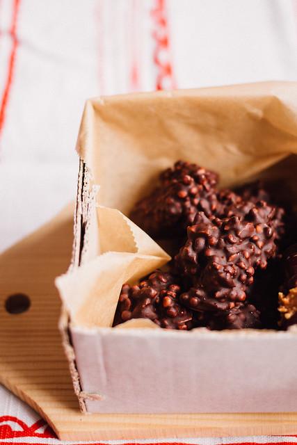 Julgodis med frukt och nötter | Matildigt