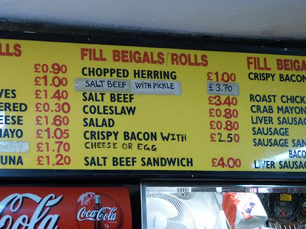 filled rolls