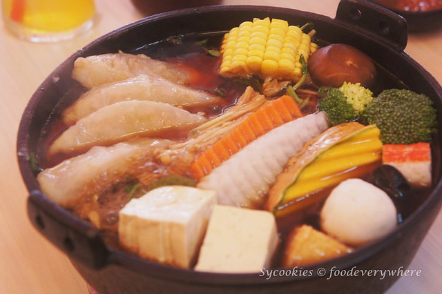 4.Two pesos mini hotpot steamboat kota damansara