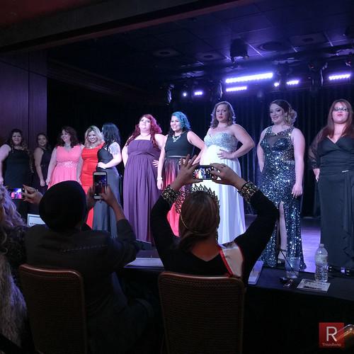 Miss Curvy Nevada 2015