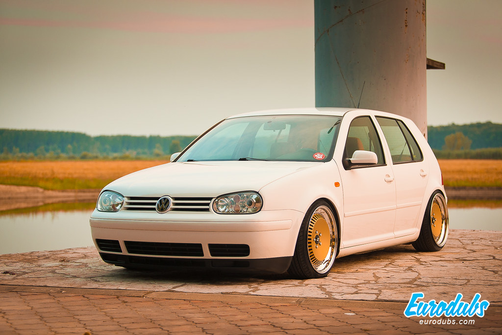 Volkswagen Golf Mk4 By Luka Eurodubs