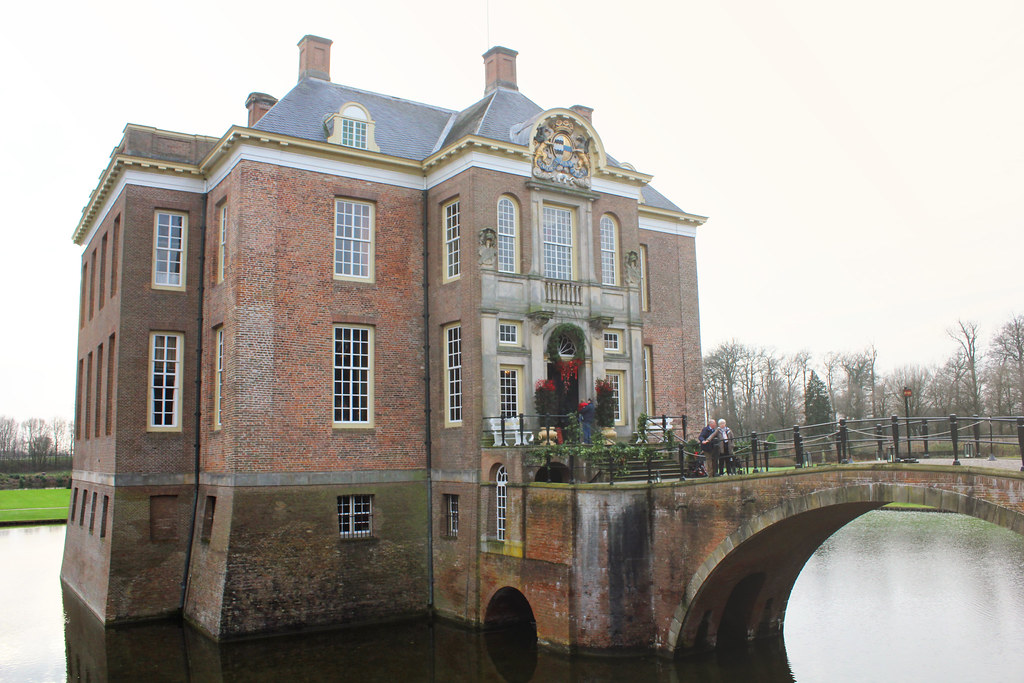 Kasteel Middachten bridge