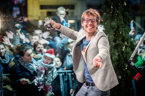 Met kerstbellen in de morgen vergeet je alle zorgen