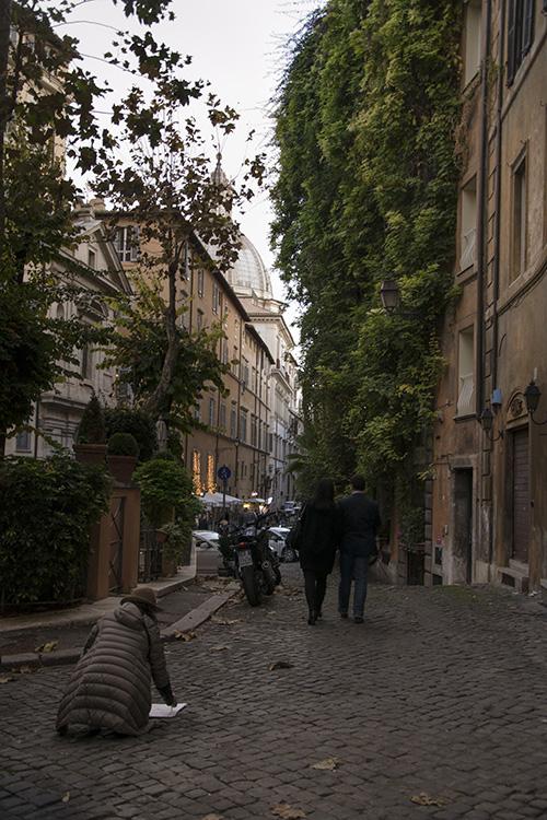 Rome Largo Febo