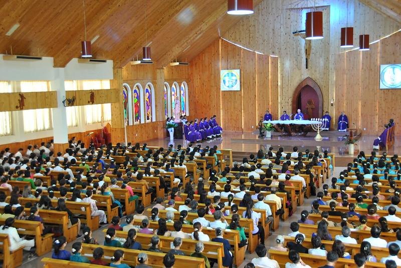 Ngày họp mặt ân nhân của Đại Chủng viện thánh Giuse Xuân Lộc