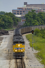UP 8960 - SD70ACe - CN Memphis Subdivision