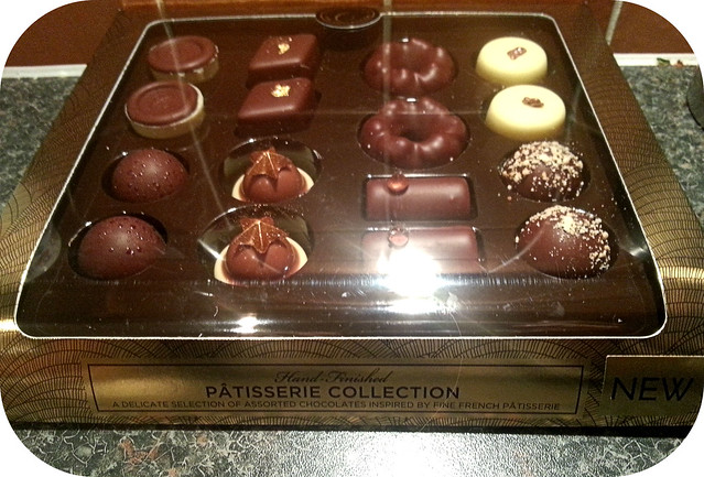 M&S Patisserie Collection